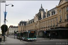 Mercedes-Benz Citaro G C2 – Keolis Rennes / STAR (Service des Transports en commun de l'Agglomération Rennaise) n°721 - Photo of Noyal-Châtillon-sur-Seiche