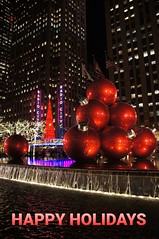 Happy Holidays everyone!