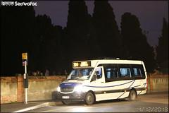 Mercedes-Benz Sprinter – CAP Pays Cathare (Transdev) / Tisséo n°7436 - Photo of Seysses