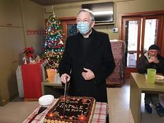 Natale visita Patriarca Mensa San Giuseppe VE A