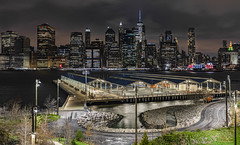 Manhattan Views - Brooklyn Bridge Park Pier 2