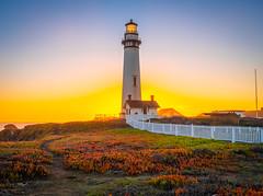 Pigeon Point Lighthouse Solstice Sunset California Fine Art Fuji GFX100 Landscape Photography! San Mateo Ocean Art Seascape! Dr. Elliot McGucken Master Medium Format Landscape Nature Photography Fuji GFX 100 & FUJINON FUJIFILM GF Lens Light House