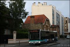 Mercedes-Benz Citaro C2 – Keolis Armor n°169075 / STAR (Service des Transports en commun de l'Agglomération Rennaise) n°2037