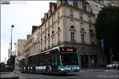 Mercedes-Benz Citaro G C2 – Keolis Armor n°144002 / STAR (Service des Transports en commun de l'Agglomération Rennaise) n°2068 - Photo of Noyal-Châtillon-sur-Seiche