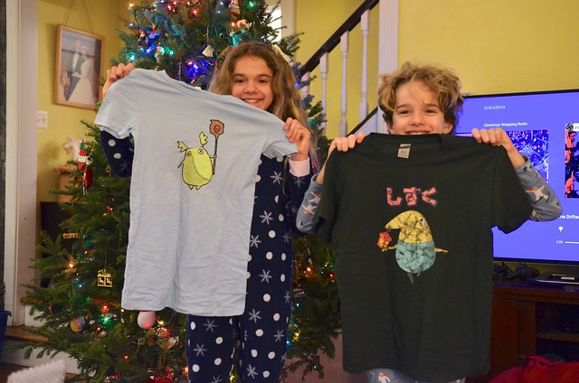 Photo:The Kids And Their Ni No Kuni T-Shirts By Joe Shlabotnik