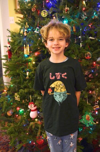 Photo:Everett And His Drippy Shirt By Joe Shlabotnik