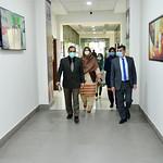 Corporate Director Training & Development SERENA Hotels Visits NUTECH