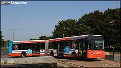 Irisbus Citélis 18 – Keolis Caen Mobilités / Twisto n°360 - Photo of Basly
