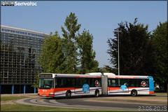 Renault Agora L – Keolis Pays Normands / Twisto n°335 ex Keolis Rennes / STAR (Service des Transports en commun de l'Agglomération Rennaise) n°301