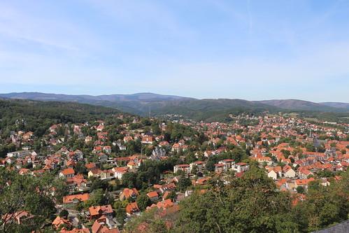 2020-08-05 008 Harz - Wernigerode