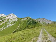 Sentier des Chalets de l'Aulp de Seythenex à la Station Seythenex-la Sambuy
