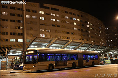 Heuliez Bus GX 427 BHNS – Tisséo n°1355 - Photo of Toulouse