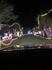 Elf Acres - drive thru holiday lights
