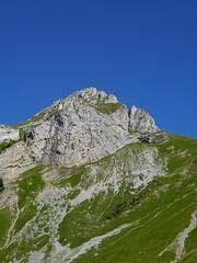 Pointe de la Sambuy @ Sentier des Chalets de l'Aulp de Seythenex à la Station Seythenex-la Sambuy