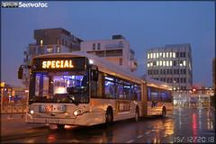 Heuliez Bus GX 427 BHNS – Tisséo n°1468 - Photo of Toulouse