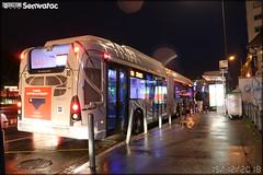 Heuliez Bus GX 437 Hybride – Tisséo n°1665 - Photo of Toulouse