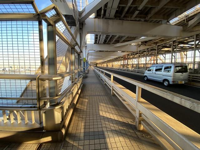 Photo:レインボーブリッジ 徒歩 渡る 2020/12/26 By yto