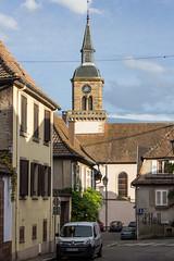 Saint-Jean-Baptiste, Heiligenstein, Alsace, France