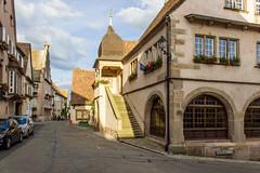 Hôtel de Ville, Mittelbergheim, Alsace, France