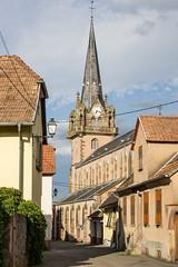 Notre-Dame-de-l'Assomption, Bernardswiller, Alsace, France