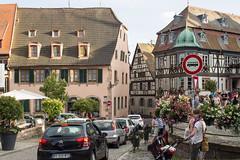 Place de l'Hôtel de Ville, Barr, Alsace, France