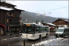Irisbus Citélis 10.5 – Transdev – Mont Blanc Bus / Morzine Avoriaz – Portes du Soleil n°314