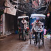 Old Delhi – On their way