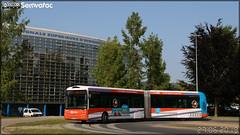 Irisbus Créalis 18 – Keolis Caen Mobilités / Twisto n°370 - Photo of Basly