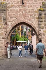 Porte Dolder, Riquewihr, Alsace, France