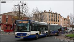 Irisbus Citélis  18 – Tisséo n°0858 - Photo of Toulouse