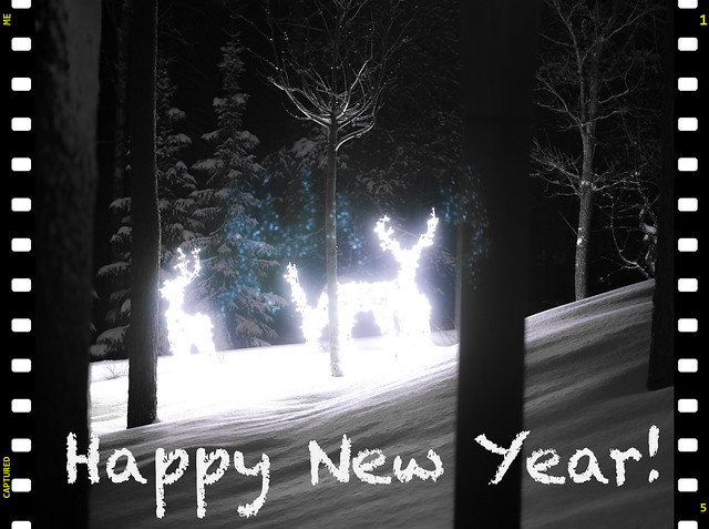 Photo:Happy New Year By Listenwave Photography