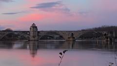 On the bridge of Avignon, they're dancing...