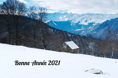 Bonne Annnée 2021 - Photo of Saint-Paul-d'Oueil