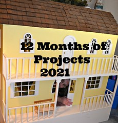 12 Months of Projects: 2021