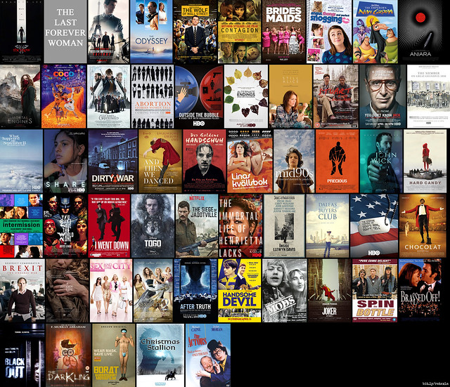 Photo:(k) The 55 movies I saw for the first time in 2020 :) By ratexla (protected by Pixsy)