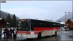 Mercedes-Benz Intouro – SAT Thonon (SA des Autos Transports du Chablais et du Faucigny) / Auvergne-Rhône-Alpes / Lihsa (Lignes Interurbaines de Haute-Savoie) / Balad'Aulps Bus n°487