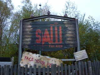 Photo 4 of 4 in the Saw: The Ride gallery