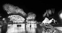 2020-12 December 31 Sydney NYE Fireworks