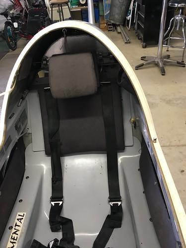 N88FD Seatback