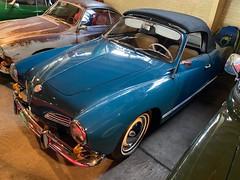 Kieft & Klok Volkswagen vintage garage - Renkum NL