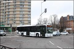 Mercedes-Benz Citaro LE – CSO (Courriers de Seine-et-Oise) (Veolia Transport) / STIF (Syndicat des Transports d'Île-de-France) n°09077