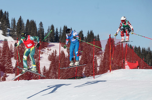 Lausanne 2020 Youth Olympic Games, Freestyle Ski Cross Event
