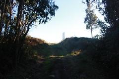 Forte do Machado ou Forte da Frente em Santo Quintino, Sobral de Monte Agraço