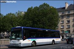 Iveco Bus Crossway – Keolis Pays Normands / Twisto n°542