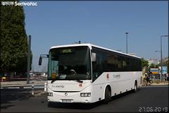Irisbus Crossway – Keolis Bus Verts / Normandie / Les Bus Verts du Calvados n°2950
