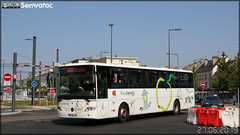 Mercedes-Benz Intouro – Keolis Bus Verts / Normandie / Les Bus Verts du Calvados n°5482