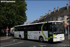 Mercedes-Benz Intouro – Keolis Bus Verts / Normandie / Les Bus Verts du Calvados n°5237