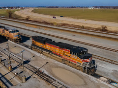 UP 1996 (SD70ACe)