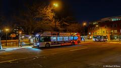 WMATA Metrobus 2020 New Flyer Xcelsior XN40 #3299