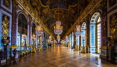 Empty Versailles 7, Paris, 20160305